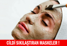 Cildi Sıkılaştıran Maskeler !